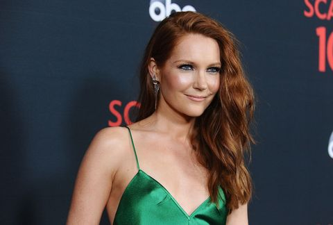 What Scandals Darby Stanchfield Eats In A Day Delishcom