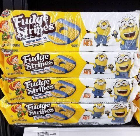 Despicable Me Fudge Stripes