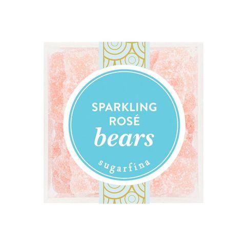 Sparkling Rosé Bears