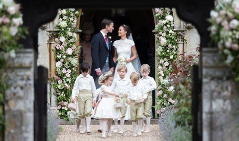 Photograph, Event, Ceremony, Wedding dress, Child, Photography, Bridal clothing, Dress, Wedding, Bride,
