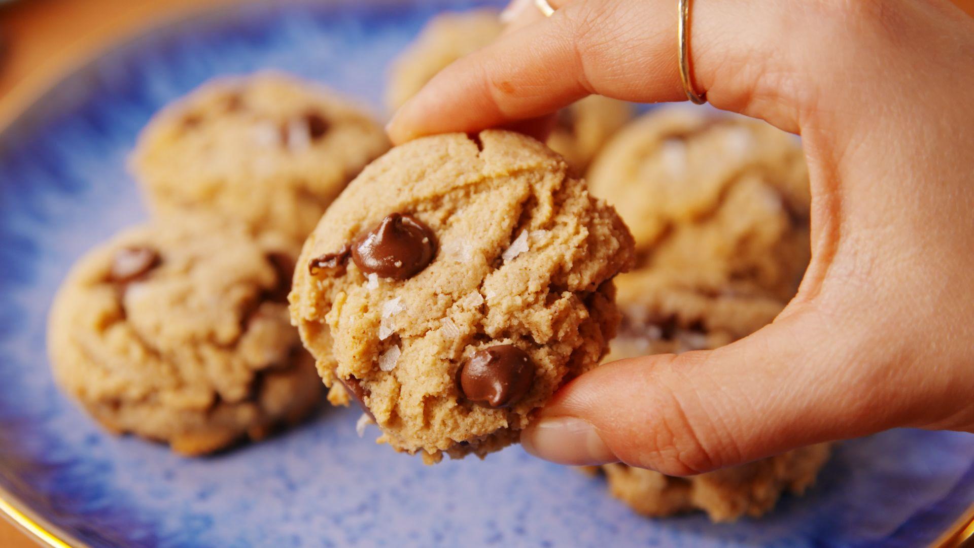 Best Paleo Chocolate Chip Cookies Recipe How To Make Paleo