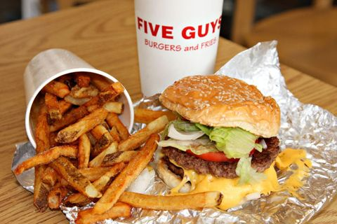 Dish, Food, Cuisine, Junk food, Fast food, Hamburger, Fried food, French fries, Ingredient, Burger king premium burgers,