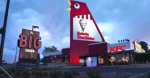 KFC Big Chicken