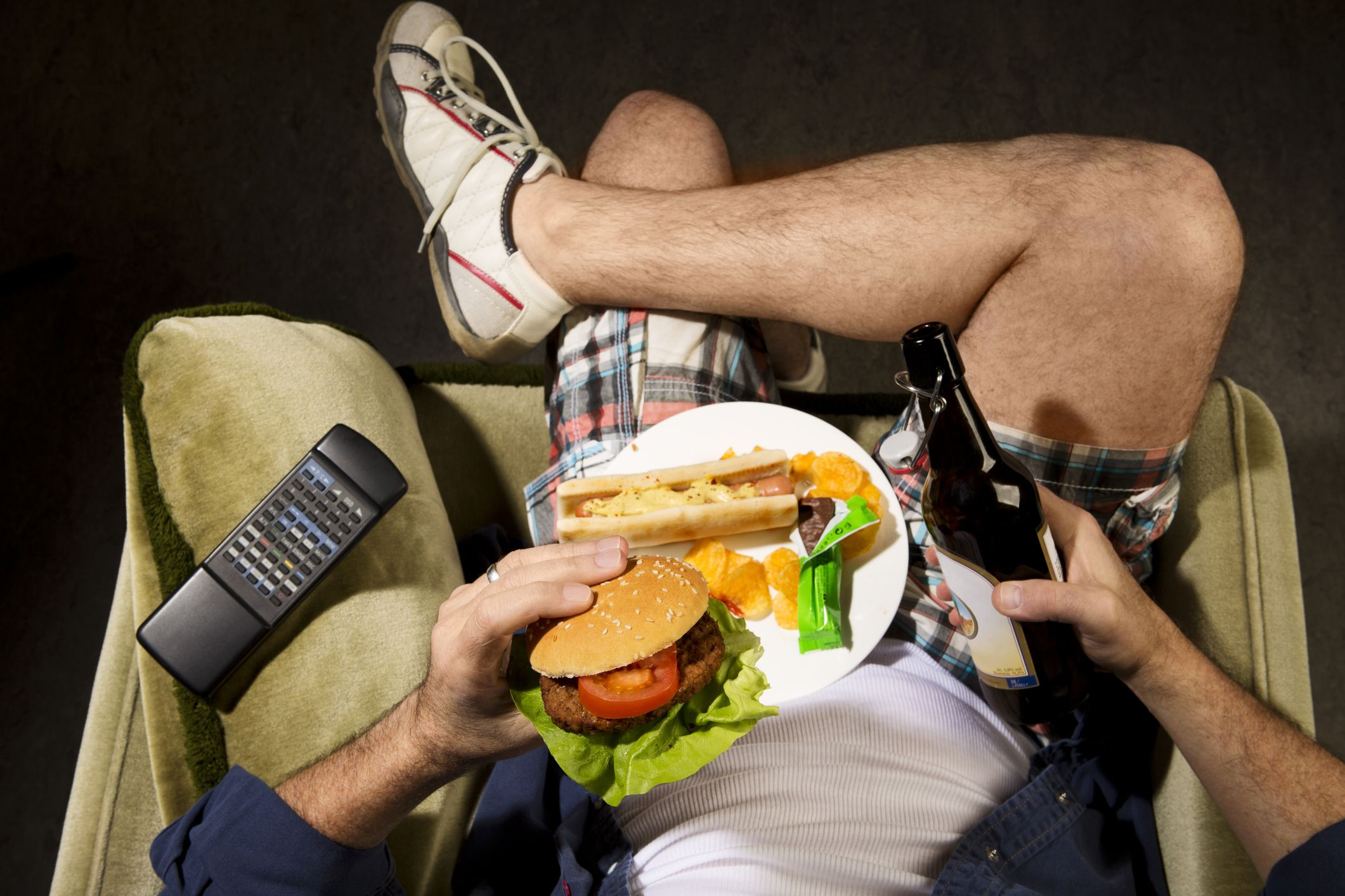 New Study Says You Can Eat Whatever You Want And Still Lose Weight