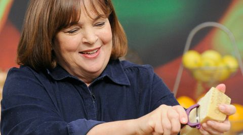 Ina Garten Cooking Getty Images So Many People Ask What Does Barefoot Contessa Mean