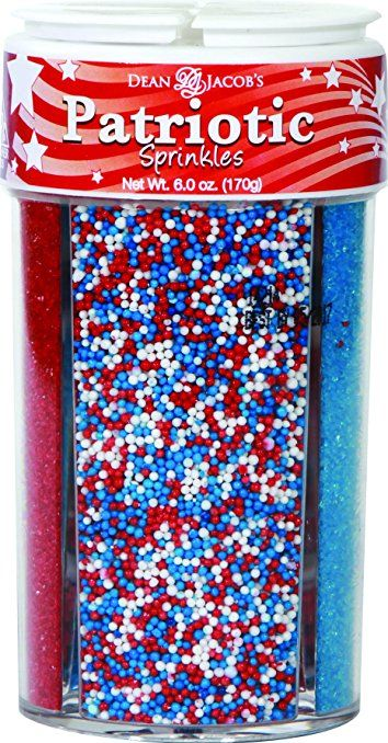 Patriotic Sprinkles