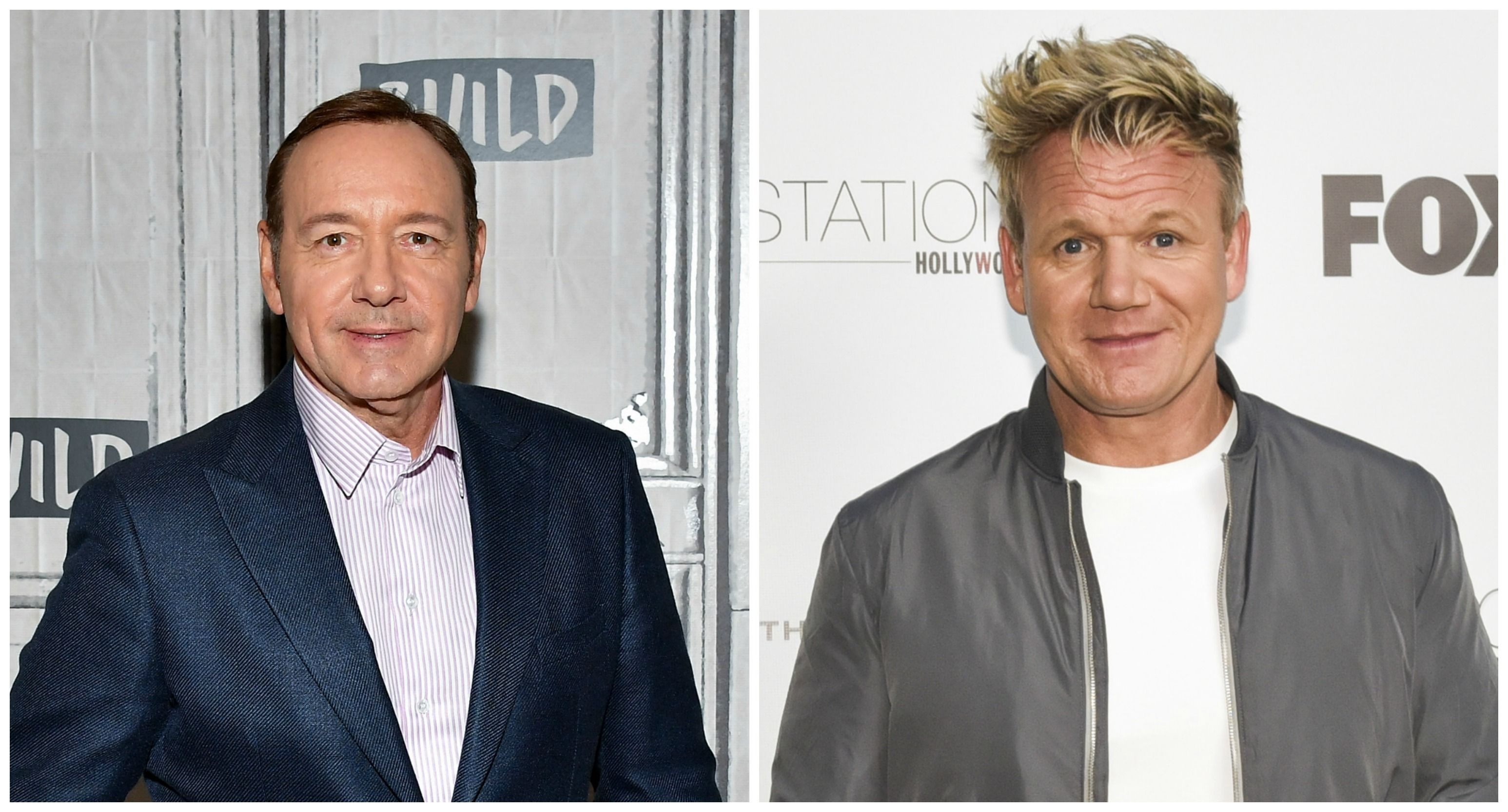 Kevin Spacey Just Outswore Gordon Ramsey—Delish.com
