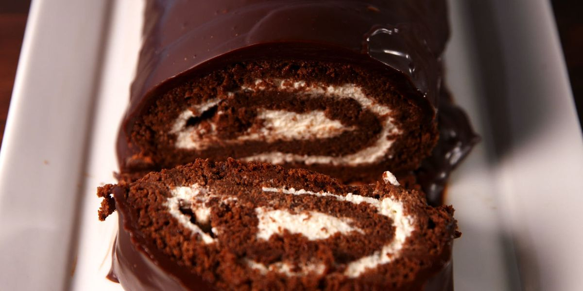 Best Giant Swiss Cake Roll Recipe How To Make Giant