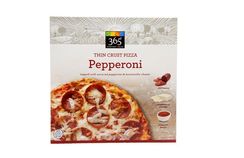 Whole Foods 365 Thin Crust Pepperoni Pizza