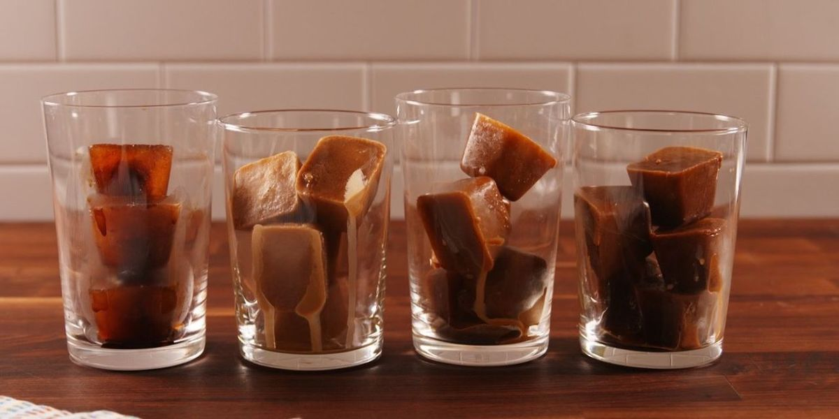 Vietnamese Comfort Food >> Best Coffee Ice Cubes Recipe - How to Make Coffee Ice Cubes