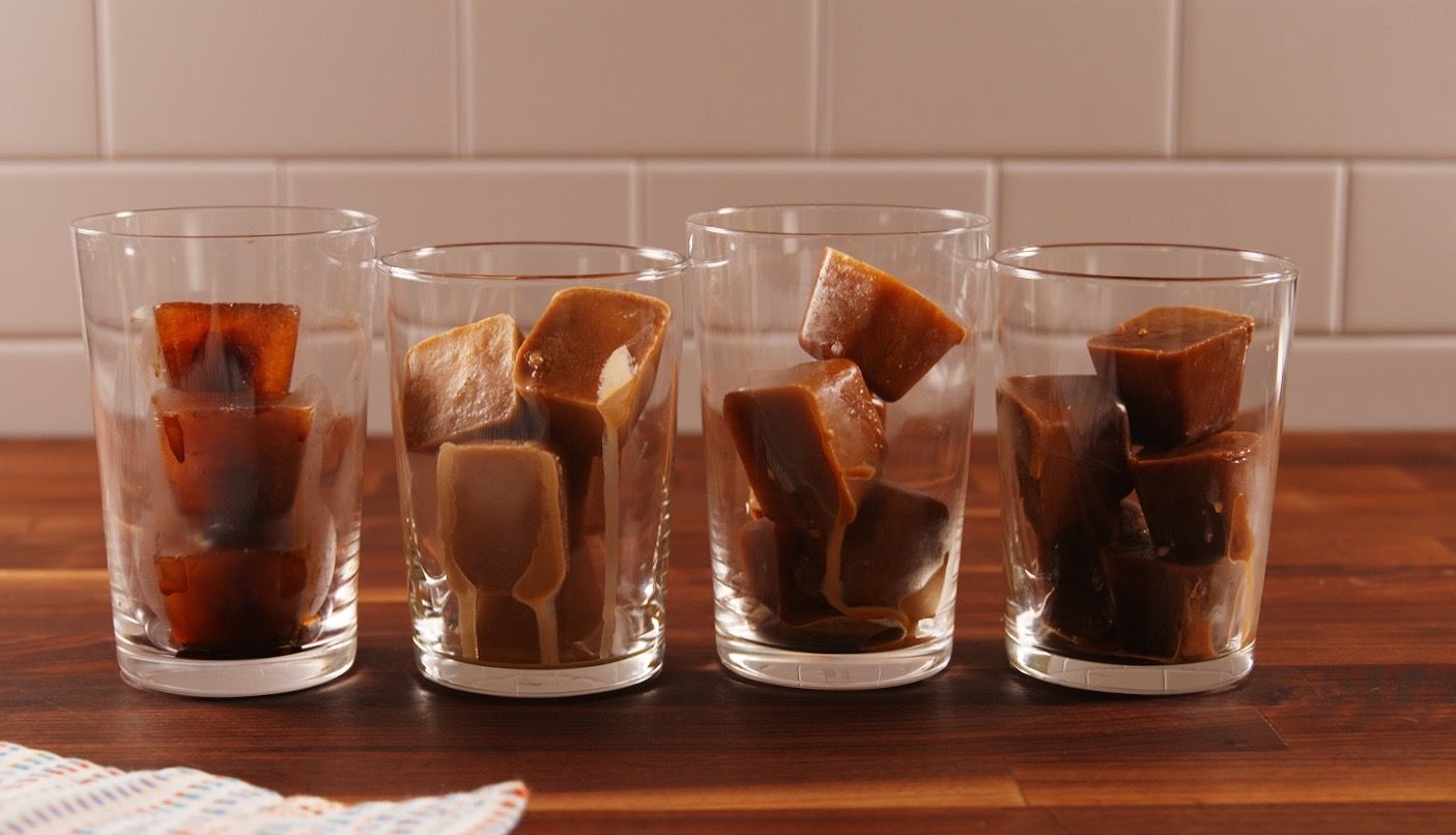 Best Coffee Ice Cubes Recipe - How to Make Coffee Ice Cubes