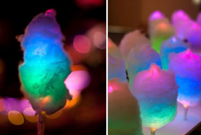 Disney S Light Up Cotton Candy Is Becoming An Instagram