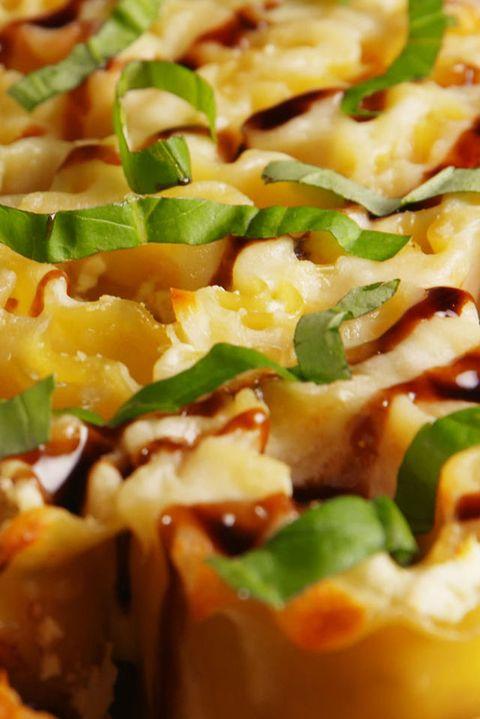 Caprese Lasagna Roll-Ups Vertical
