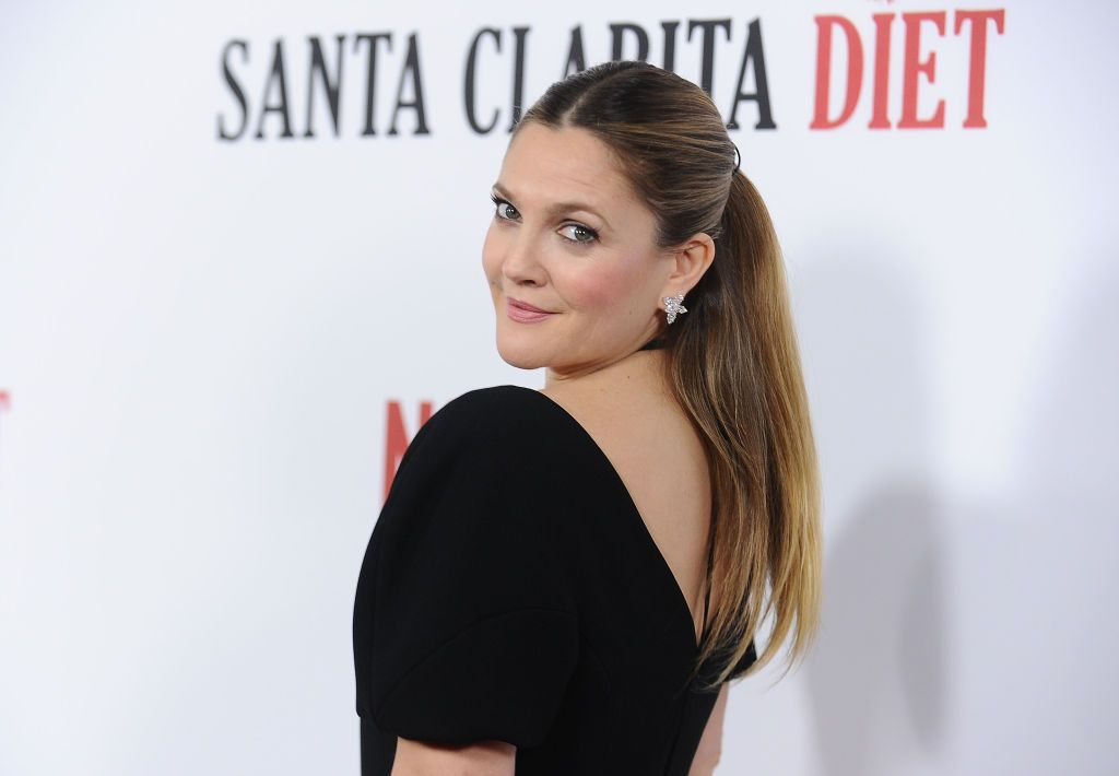 This Is What Drew Barrymore Really Eats In A Week