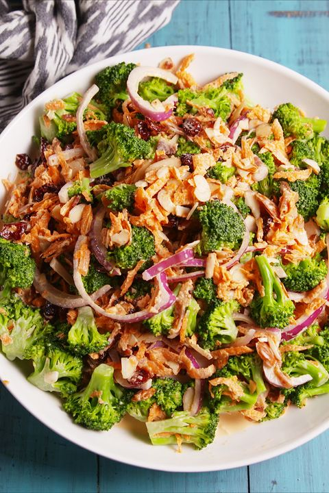Best Broccoli Salad Recipe How To Make Broccoli Salad