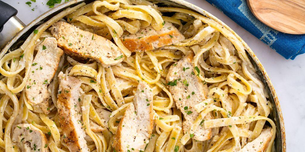 Best Chicken Alfredo Recipe Ever