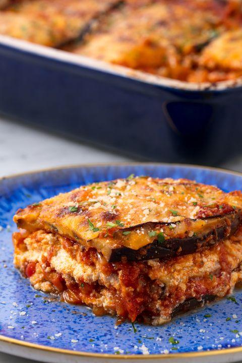 Eggplant Lasagna Vertical