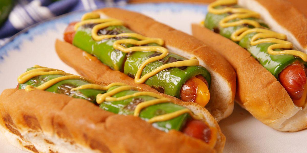 Thin Hot Dog Buns