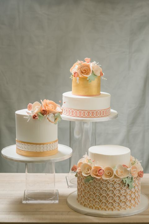 Sweetness, Food, Cuisine, Cake, Dessert, Baked goods, Ingredient, Cake decorating, Peach, Cake decorating supply,
