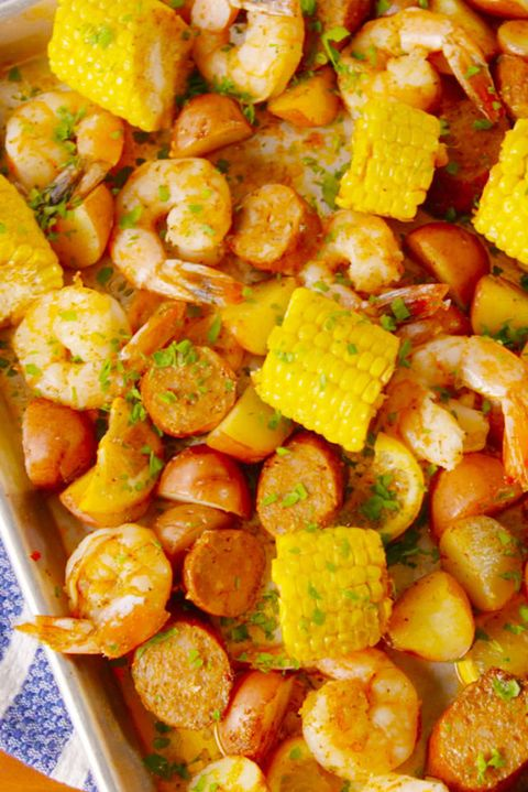 Sheet Pan Shrimp Boil Vertical