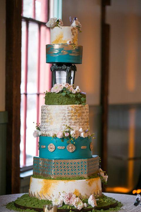 Wedding cake, Sugar paste, Cake decorating, Buttercream, Icing, Cake, Pasteles, Sugar cake, Wedding ceremony supply, Sweetness,