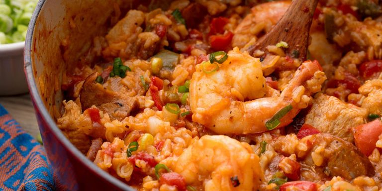 20 mardi gras food recipes best menu for mardi gras party jambalaya horizontal forumfinder Gallery