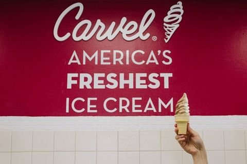 Carvel soft serve