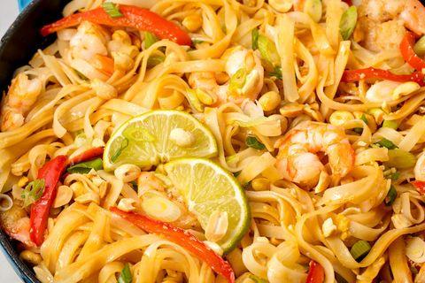 Shrimp Pad Thai - Delish.com
