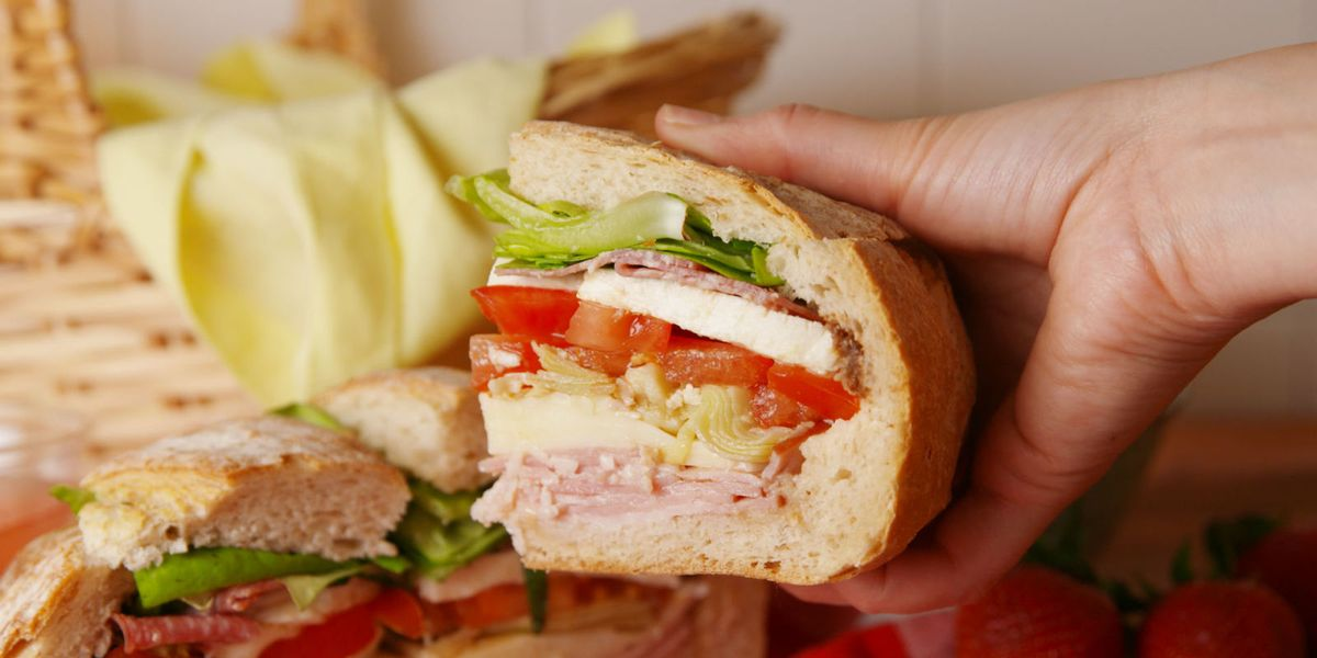 100 Easy Sandwich Recipes For Lunch Easy Lunch Sandwichesdelish