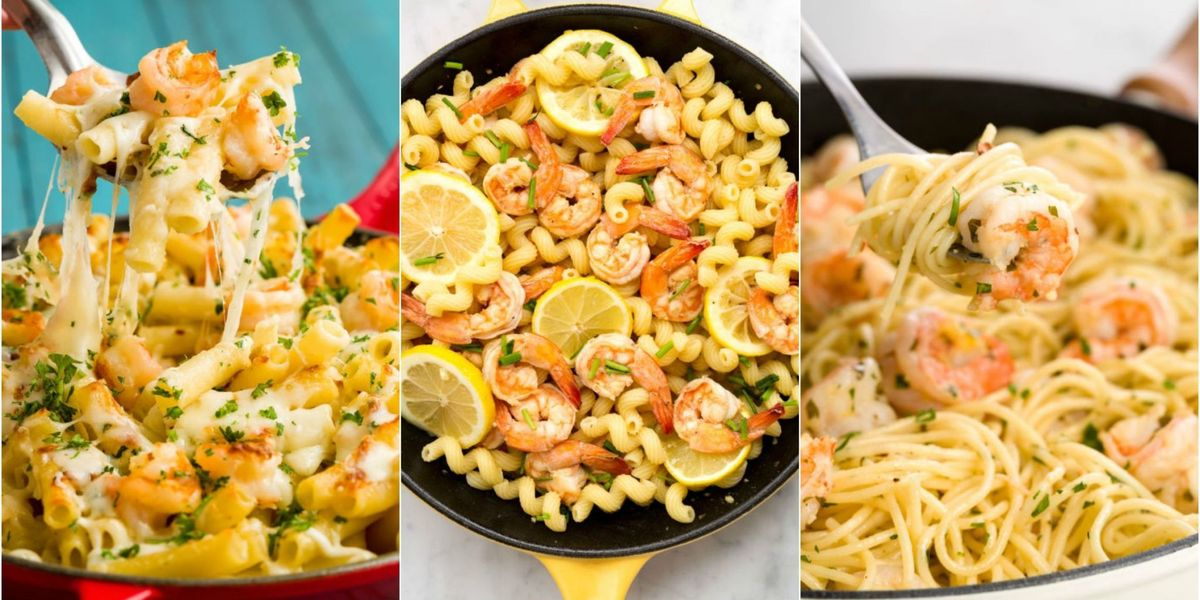19 Easy Shrimp Pasta Recipes Best Pasta Dishes With