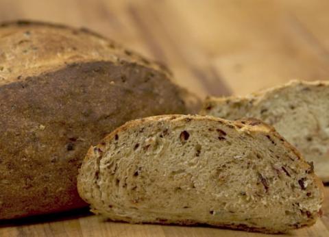 Bacon Pepper Bread