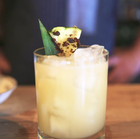 Old Battle Axe Cocktail