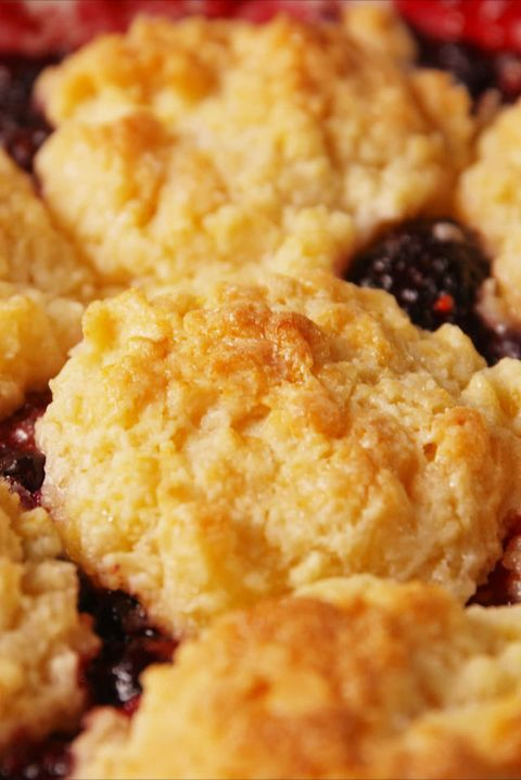 Triple Berry Cobbler Vertical