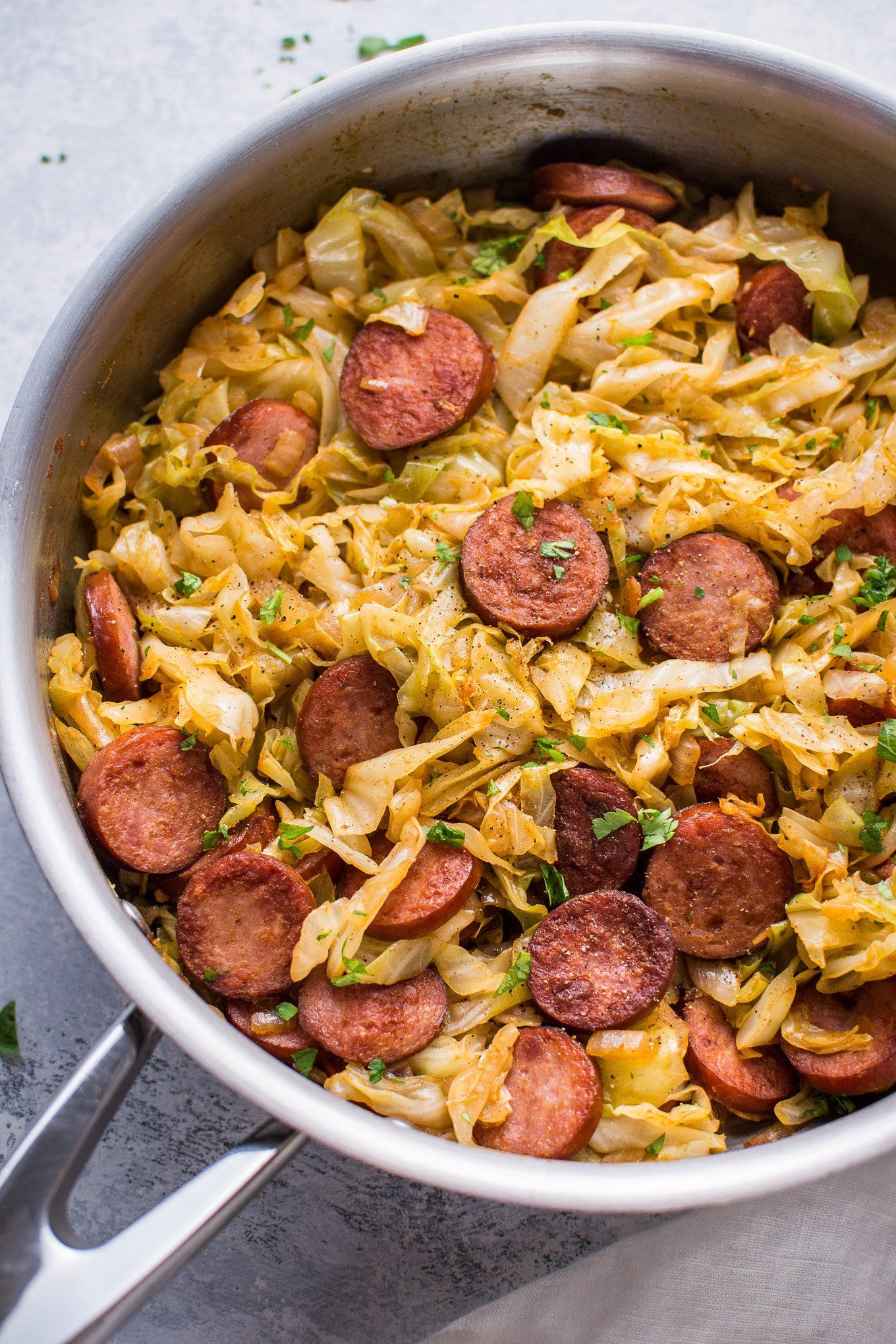 Calorie cabbage. Cabbage Dishes 77