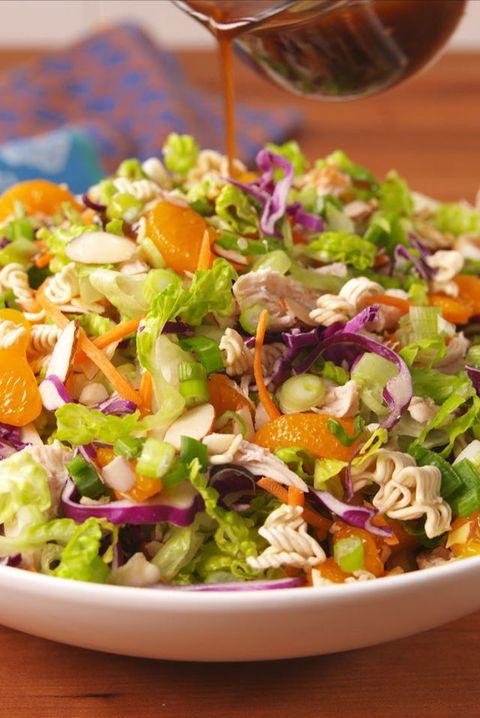 Best Chinese Chicken Mandarin Salad - How To Make Chinese -8034
