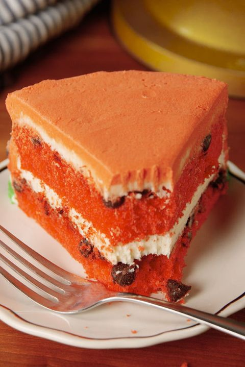 Watermelon Cake Vertical