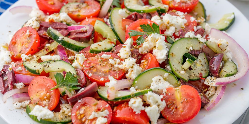 45 Healthy Dinner Salad Recipes Best Ideas For Healthy Salads Delish Com