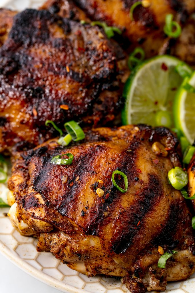 Jerk Chicken Vertical