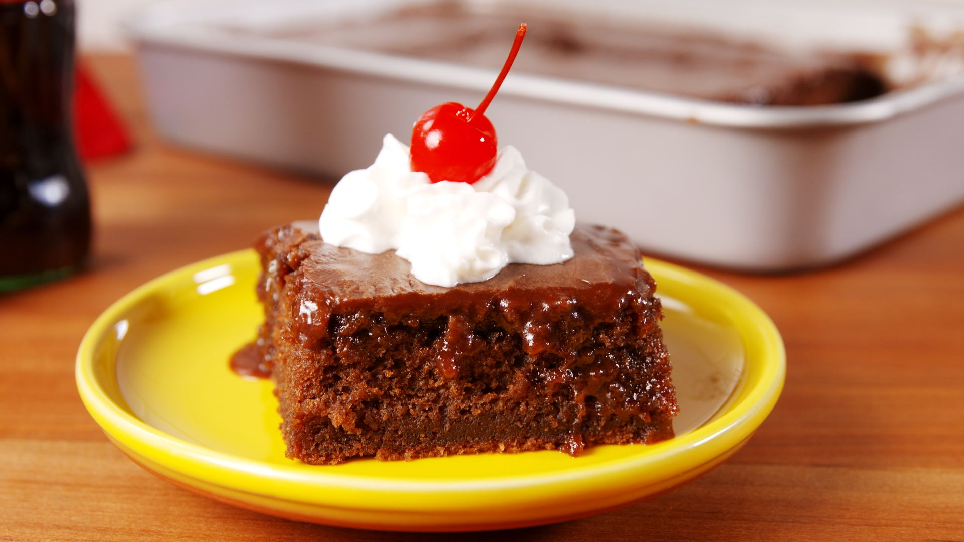 Best Coca Cola Cake Recipe How To Make Coca Cola Cake