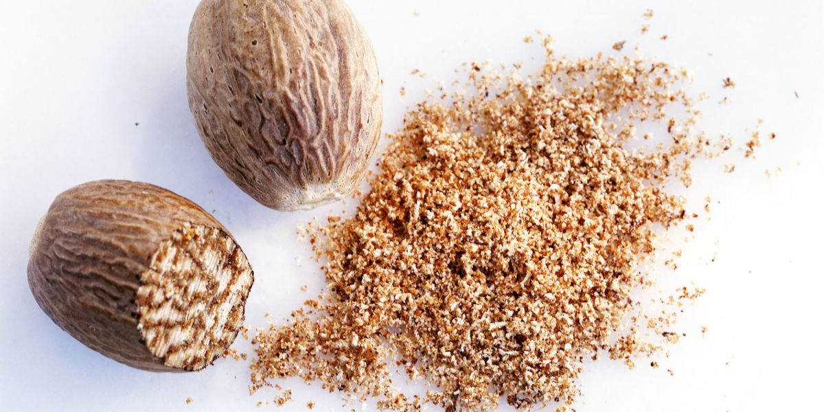 Can Two Teaspoons Of Nutmeg Really Kill You?