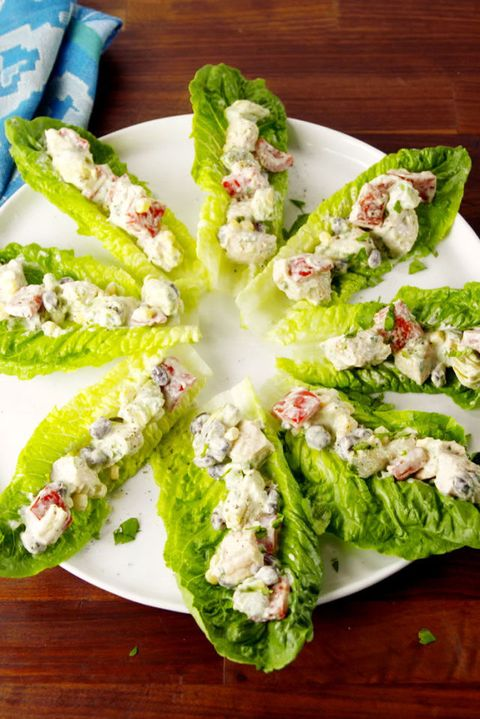 Skinny Cowgirl Chicken Salad Vertical