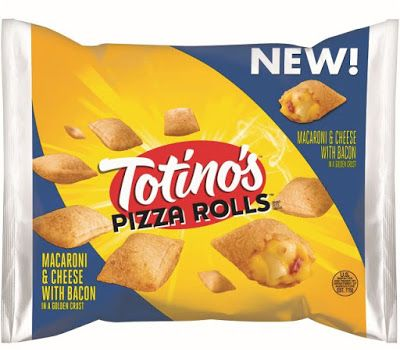 Totinos Is Going To Drop Mac And Cheese Pizza Rolls