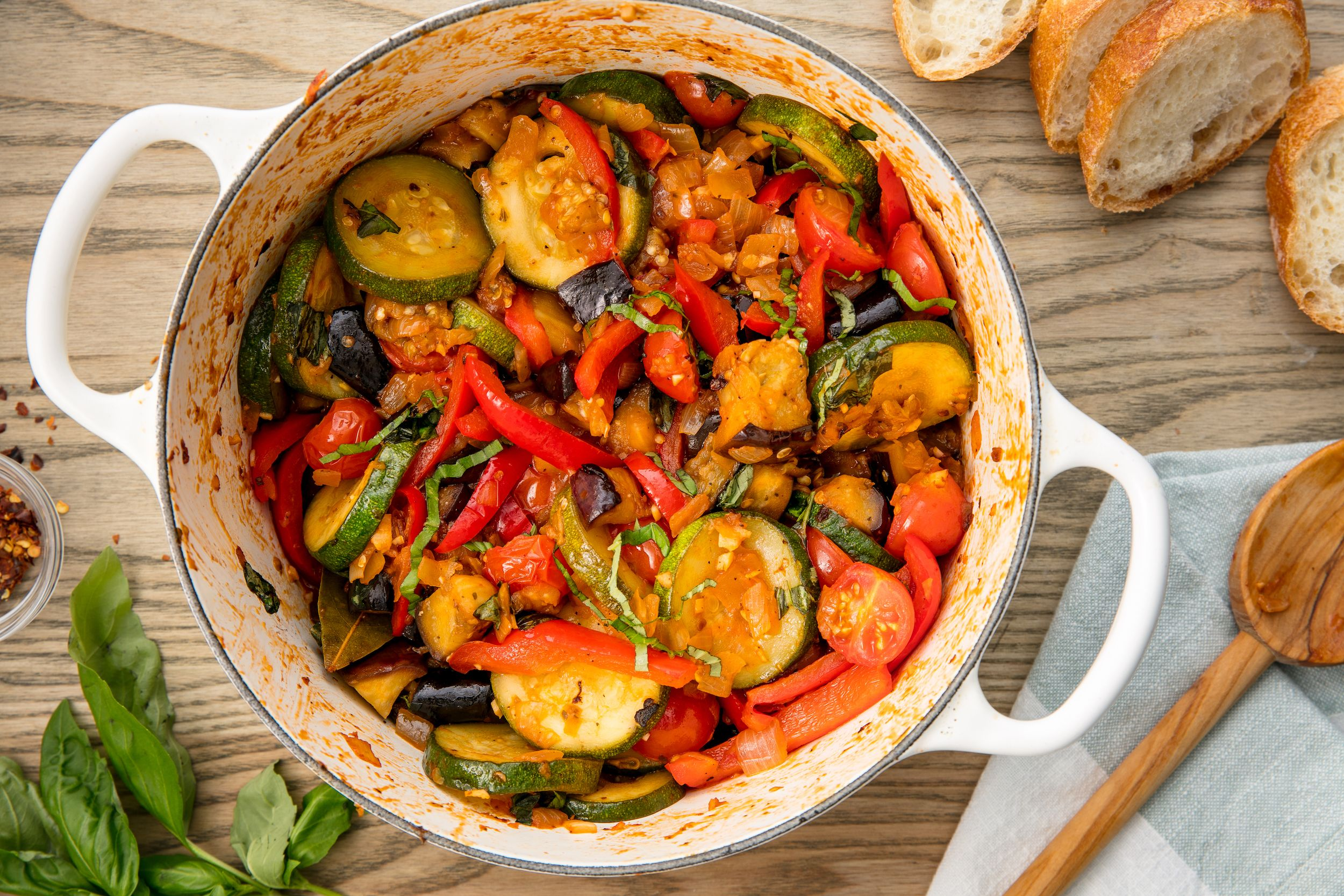 Easy Traditional Ratatouille Recipe How To Make Ratatouille