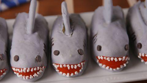 Shark Twinkies Horiztonal