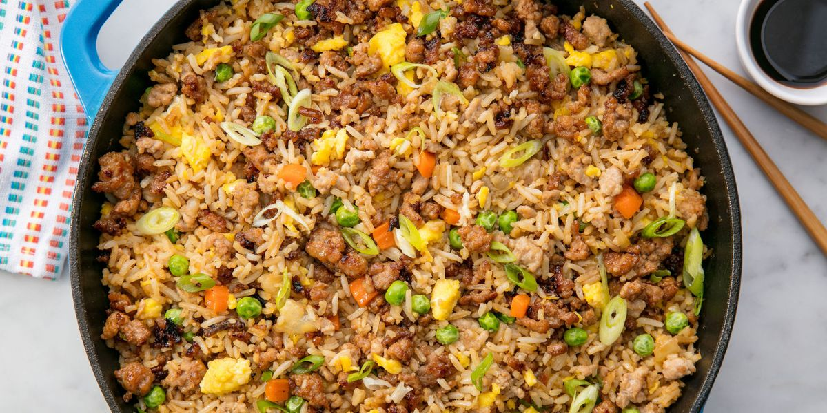 Pork Fried Rice Puts Takeout To Shame