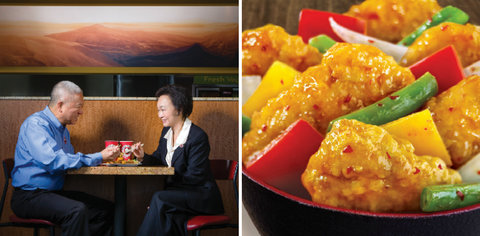 Panda Express Andrew & Peggy Cherng