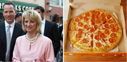 Marian Ilitch Little Caesar's pizza