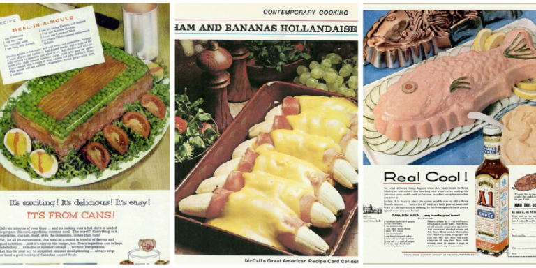 The 11 most horrifying recipes ever featured in vintage ads forumfinder Images