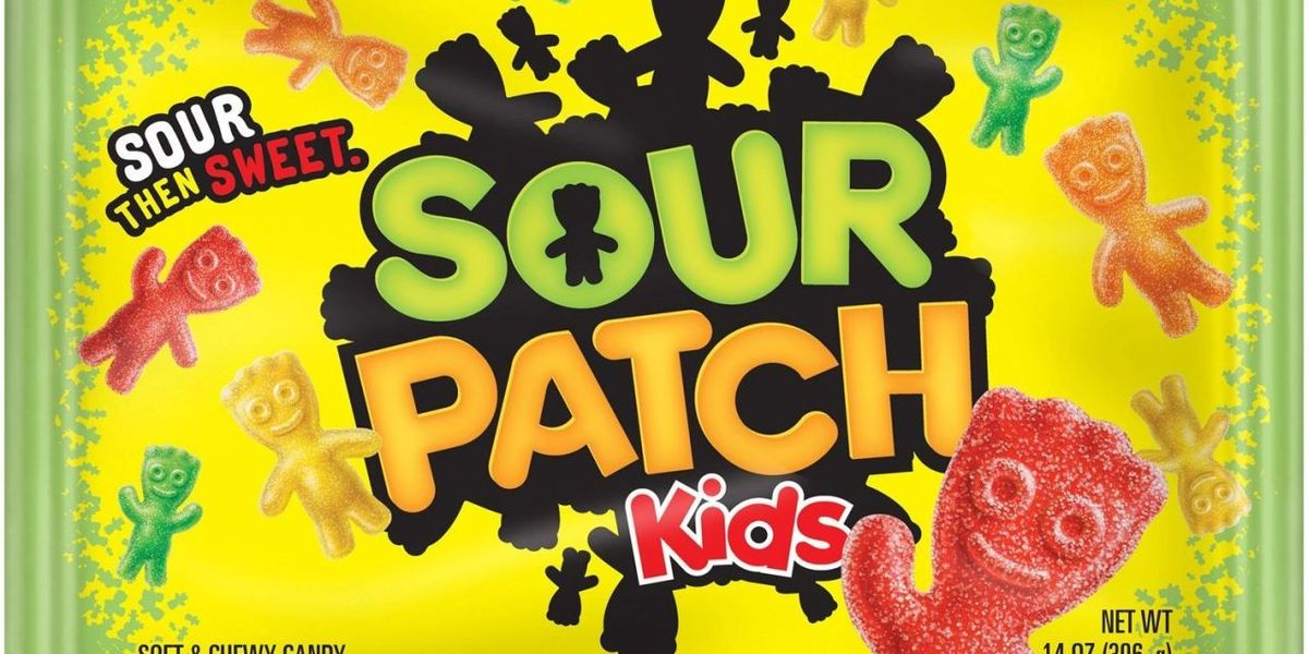 The Tiny Detail On Sour Patch Kids That's Driving The Internet Wild