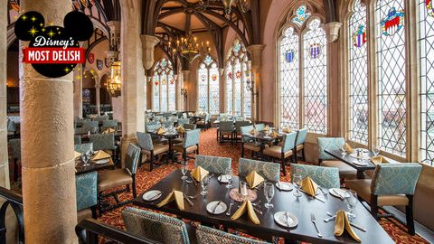 Magic Kingdom Now Sells Alcohol At Every SitDown Restaurant - Magic kingdom table service restaurants